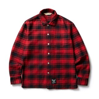 <img class='new_mark_img1' src='https://img.shop-pro.jp/img/new/icons14.gif' style='border:none;display:inline;margin:0px;padding:0px;width:auto;' />SOFTMACHINE PHAT SHIRTS RED