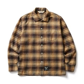 <img class='new_mark_img1' src='https://img.shop-pro.jp/img/new/icons14.gif' style='border:none;display:inline;margin:0px;padding:0px;width:auto;' />SOFTMACHINE PHAT SHIRTS BEIGE