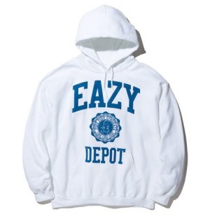 <img class='new_mark_img1' src='https://img.shop-pro.jp/img/new/icons14.gif' style='border:none;display:inline;margin:0px;padding:0px;width:auto;' />RADIALL / EAZY DEPOT - HOODIE SWEAT SHIRT L/S  WHITE