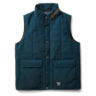 <img class='new_mark_img1' src='//img.shop-pro.jp/img/new/icons41.gif' style='border:none;display:inline;margin:0px;padding:0px;width:auto;' />SOFTMACHINE ENFOLD VEST NAVY