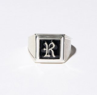RADIALL  SYMBOLIZE ‐ PINKY RING SILVER925