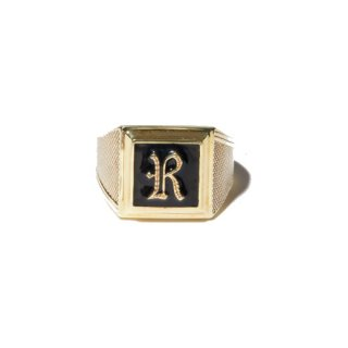 <img class='new_mark_img1' src='https://img.shop-pro.jp/img/new/icons14.gif' style='border:none;display:inline;margin:0px;padding:0px;width:auto;' />RADIALL  SYMBOLIZE ‐ PINKY RING BRASS