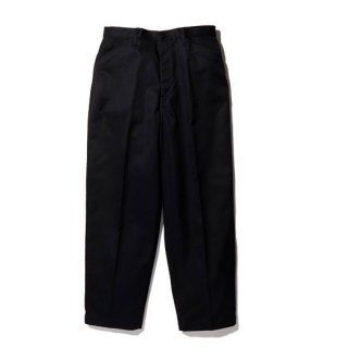 <img class='new_mark_img1' src='https://img.shop-pro.jp/img/new/icons14.gif' style='border:none;display:inline;margin:0px;padding:0px;width:auto;' />RADIALL CVS WORK PANTS - STRAIGHT FIT  BLK