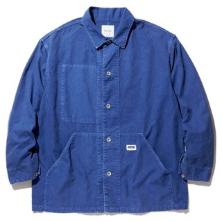 <img class='new_mark_img1' src='https://img.shop-pro.jp/img/new/icons14.gif' style='border:none;display:inline;margin:0px;padding:0px;width:auto;' />RADIALL  DOWN HILL - ENGINEER JACKET BLUE