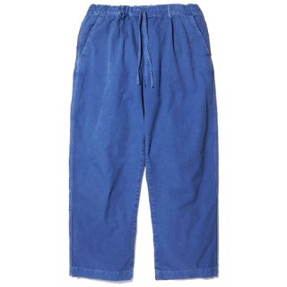 <img class='new_mark_img1' src='https://img.shop-pro.jp/img/new/icons14.gif' style='border:none;display:inline;margin:0px;padding:0px;width:auto;' />RADIALL  DOWN HILL - WIDE FIT EASY PANTS  BLUE