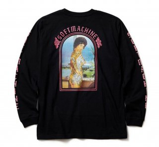 SOFTMACHINE CHOLA L/S BLACK