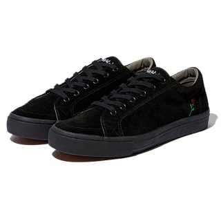 RADIALL × POSSESSED SHOE.CO CONQUISTA - LOW TOP SNEAKER BLK