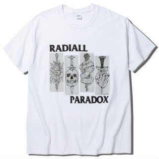 <img class='new_mark_img1' src='https://img.shop-pro.jp/img/new/icons41.gif' style='border:none;display:inline;margin:0px;padding:0px;width:auto;' />RADIALL SST - CREW NECK T-SHIRT S/S WHT