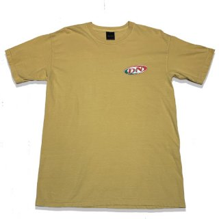 HARDEE COMP-LESS T-SHIRTS MUSTARD