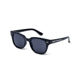 SOFTMACHINE TOLUCA SUNGLASS BLACK/BLACK