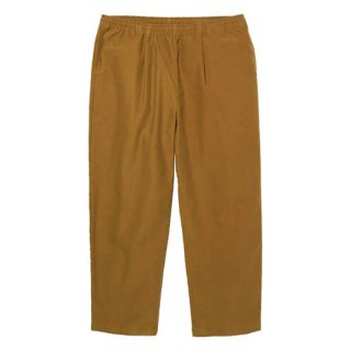 <img class='new_mark_img1' src='//img.shop-pro.jp/img/new/icons14.gif' style='border:none;display:inline;margin:0px;padding:0px;width:auto;' />RADIALL   MUSCLE SHOALS - STRAIGHT FIT EASY PANTS  CAMEL