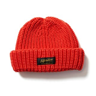 <img class='new_mark_img1' src='//img.shop-pro.jp/img/new/icons14.gif' style='border:none;display:inline;margin:0px;padding:0px;width:auto;' />SOFTMACHINE DAILY KNIT CAP RED