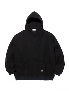 <img class='new_mark_img1' src='//img.shop-pro.jp/img/new/icons14.gif' style='border:none;display:inline;margin:0px;padding:0px;width:auto;' />RADIALL SYNDICATE - PULLOVER HOODED SHIRT L/S BLK