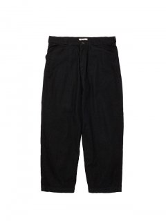 <img class='new_mark_img1' src='//img.shop-pro.jp/img/new/icons14.gif' style='border:none;display:inline;margin:0px;padding:0px;width:auto;' />RADIALL   MOON STOMP - WIDE FIT WORK PANTS BLK