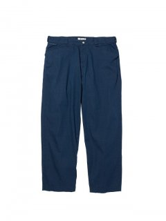RADIALL   MOON STOMP - WIDE FIT WORK PANTS NVY