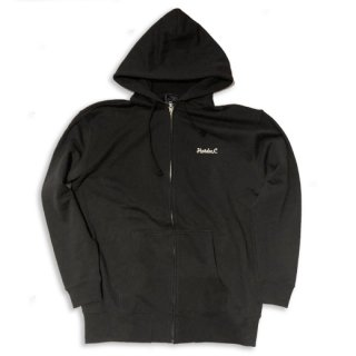 <img class='new_mark_img1' src='//img.shop-pro.jp/img/new/icons14.gif' style='border:none;display:inline;margin:0px;padding:0px;width:auto;' />HARDEE  LOGO ZIP  HOODIE  BLK