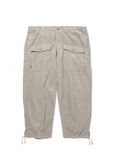 <img class='new_mark_img1' src='https://img.shop-pro.jp/img/new/icons14.gif' style='border:none;display:inline;margin:0px;padding:0px;width:auto;' />RADIALL  TARIKA - WIDE FIT CARGO PANTS GRY