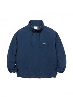 <img class='new_mark_img1' src='https://img.shop-pro.jp/img/new/icons14.gif' style='border:none;display:inline;margin:0px;padding:0px;width:auto;' />RADIALL CUTLASS - STAND COLLARED PULLOVER JACKET NVY