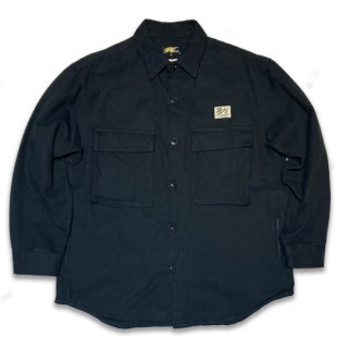 <img class='new_mark_img1' src='https://img.shop-pro.jp/img/new/icons14.gif' style='border:none;display:inline;margin:0px;padding:0px;width:auto;' />HARDEE HEAVY FLANNEL SHIRTS BLK