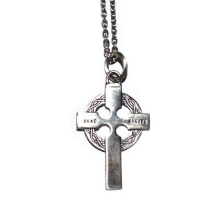 FIVE POINTZ 「CROSS」 ネックレス ■SILVER