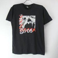 U2 ツアーTシャツ リペア(古着) 【メール便可】