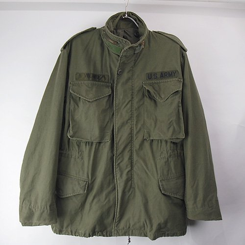 【Sショート】M-65 フィールドジャケット3rd.