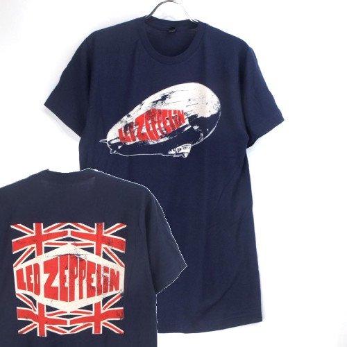(L) レッドツェッペリン Legends Tシャツ (新品B品)リペア小 【メール便可】