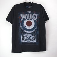 (M) フー The who PINBALL WIZARD Tシャツ(新品)【メール便可】