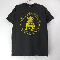 (L) セックスピストルズ Bulldog Tシャツ(新品)