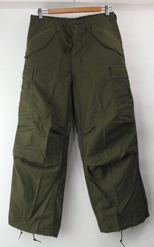(SS)M-65 フィールドパンツ デッドストック (SMALL SHORT実寸W32L27)