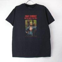 (L)デヴィッドボウイ ジギースターダスト Tシャツ (新品) 【メール便可】