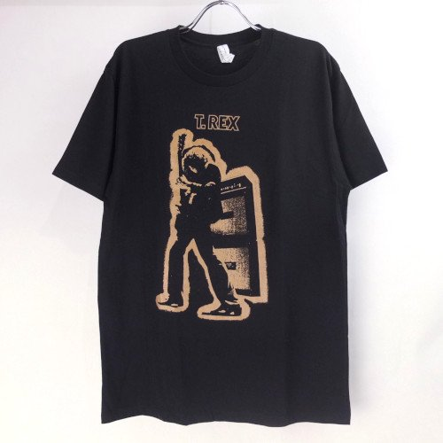 <img class='new_mark_img1' src='//img.shop-pro.jp/img/new/icons5.gif' style='border:none;display:inline;margin:0px;padding:0px;width:auto;' />(L)T.REX Electric Warrior Tシャツ (新品)
