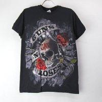 (M)ガンズアンドローゼズ Firepower Tシャツ(新品) 【メール便可】