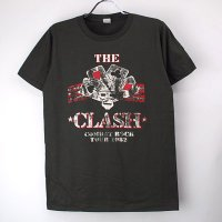 <img class='new_mark_img1' src='//img.shop-pro.jp/img/new/icons5.gif' style='border:none;display:inline;margin:0px;padding:0px;width:auto;' />(L)クラッシュ  COMBAT ROCK Tシャツ (新品) 【メール便可】