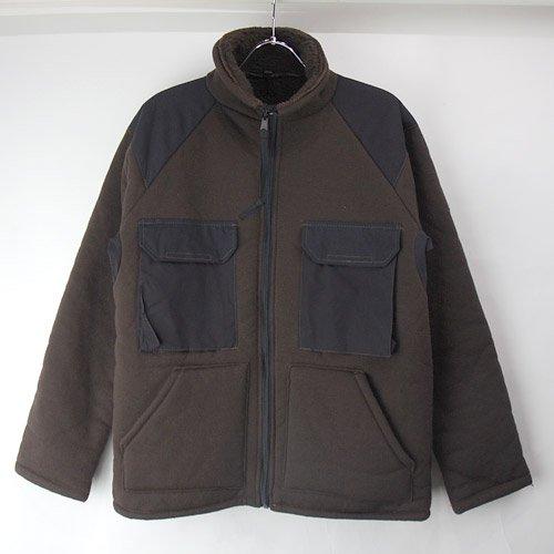米軍  ECWCS ブラウンパイルジャケット
