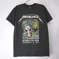 (M) メタリカ Pittsburgh Arena Tシャツ (新品)