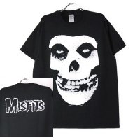 <img class='new_mark_img1' src='https://img.shop-pro.jp/img/new/icons5.gif' style='border:none;display:inline;margin:0px;padding:0px;width:auto;' />(L) ミスフィッツ Skull Tシャツ(新品) 【メール便送料無料】
