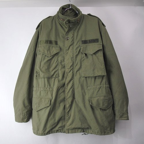 M-65フィールドジャケット(Mレギュラー) 古着
