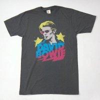 (S) デヴィッドボウイ Starman Tシャツ(新品)【メール便可】