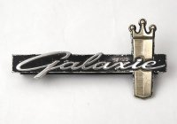Galaxie FORD ギャラクシーフォード アメ車 エンブレム