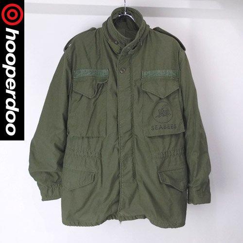 (SS) M-65 フィールドジャケット SEABEES