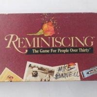 REMINISCING  レミニシング ヴィンテージ ボードゲーム 1989年  アメリカ製