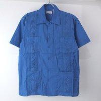 (RBL/L)  Chic Elegant  キューバシャツ(新品)【メール便可】