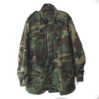 M-65 フィールドジャケット ウッドランドカモ ML