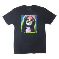 (M) ジャニスジョップリン PSYCHEDELIC Tシャツ(新品) 【メール便可】
