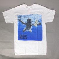 (L) ニルヴァーナ NEVER MIND Tシャツ(新品)【メール便可】
