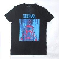 (M) ニルヴァーナ RED MAN Tシャツ(新品)【メール便可】