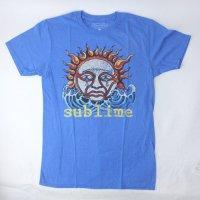 (M) サブライム BLU Tシャツ(新品) 【メール便可】