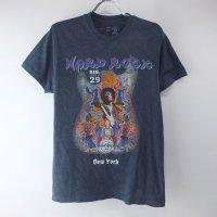 ジミヘンドリックス Hard Rock Cafe シグネーチャー 29 Tシャツ 古着 【メール便可】
