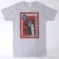 (M) レイジアゲンストザマシーン POSTAGE STAMP Tシャツ 新品 オフィシャルライセンス 【メール便送料無料】